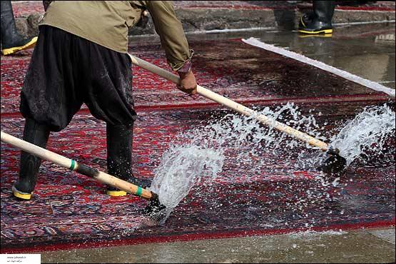 تصفیه آب و فاضلاب قالیشویی