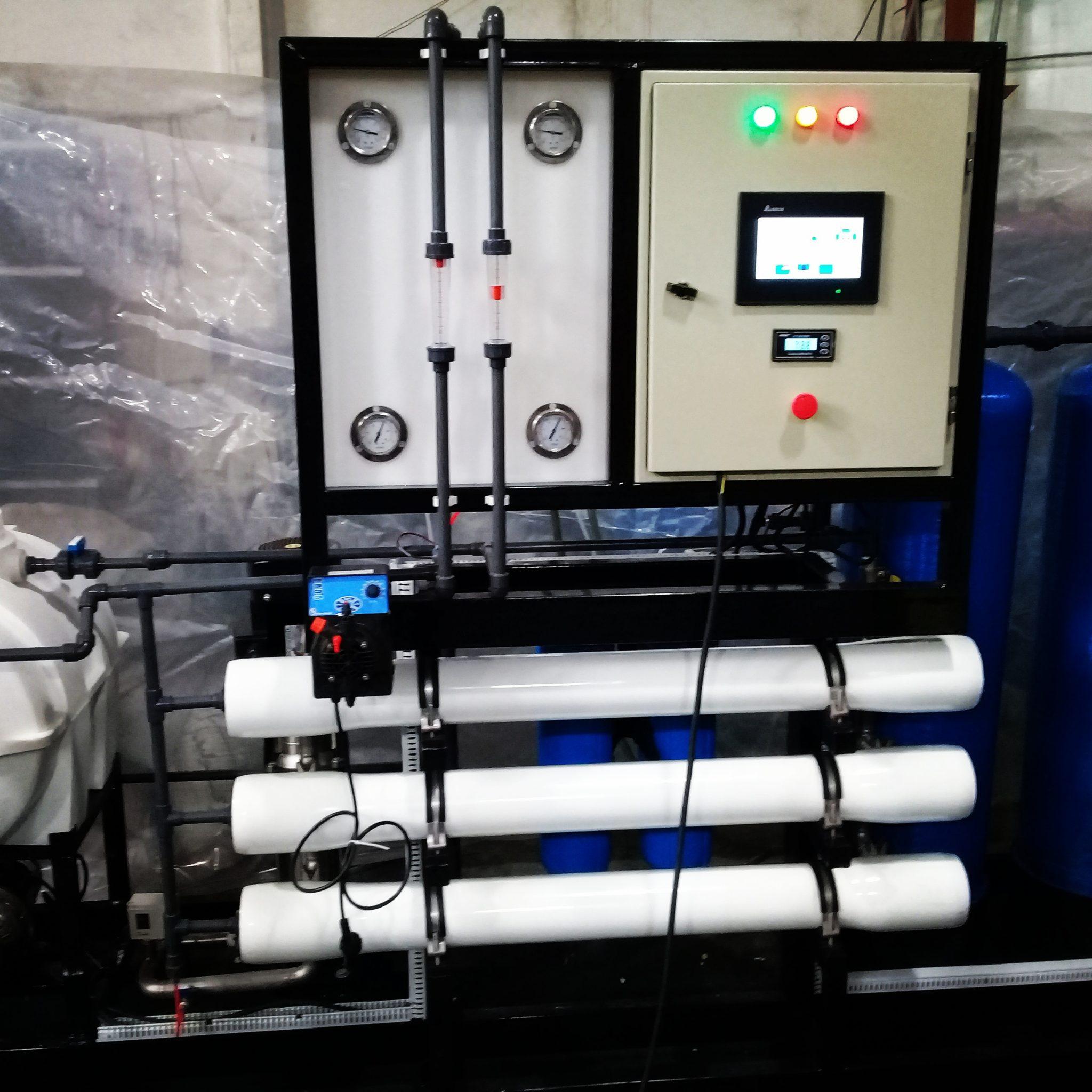 دستگاه آب شیرینکن